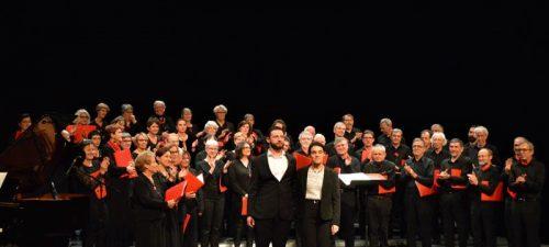 Concert pour le Téléthon, Saint-Ismier, 2018