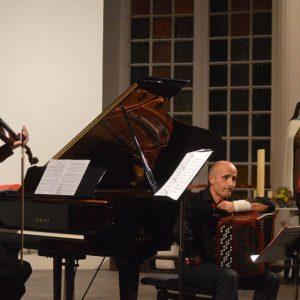 Concert complice avec le Liberquartet